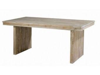 MEUBLES ZAGO - table repas 180 cm avec allonge origin - Bürotisch