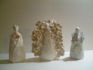 AUZOLLE FABIENNE -  - Statue