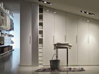 Lema - armadio al centimetro - Schrank Mit Stoffvorhang
