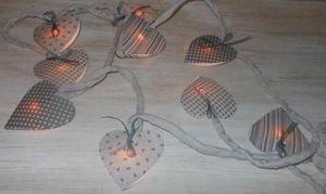 Isa kit création -  - Lichterkette