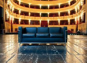 Classic Design Italia -  - Sofa 3 Sitzer