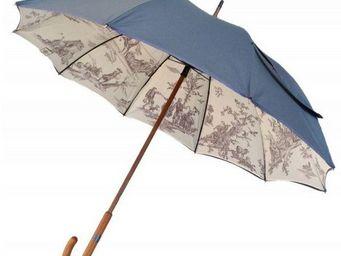 DE JOUY - bleu marine - Regenschirm