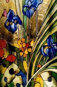 LA MAISON DU VITRAIL -  - Buntglasfenster