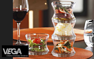 VEGA -  - Fingerfood Glass