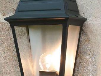 Epi Luminaires - demi lanterne - Garten Wandleuchte