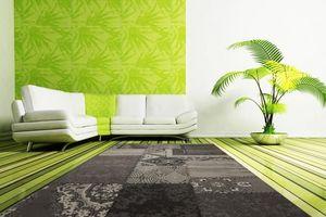 NAZAR - tapis contempo 160x230 silver - Moderner Teppich
