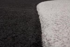 NAZAR - tapis havanna carving 80x150 black - Moderner Teppich