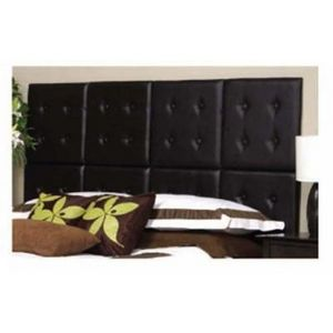 International Design - tête de lit en kit - couleur - marron - Kopfteil