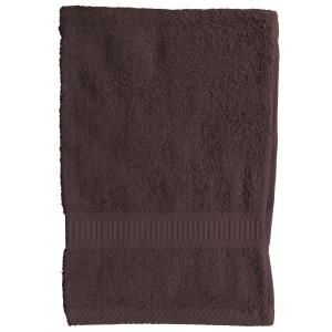 TODAY - serviette de toilette 50 x 90 cm - couleur - marro - Handtuch