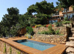 Piscinelle -  - Traditioneller Swimmingpool