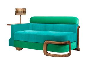 ROUGE ABSOLU -  - Sofa 3 Sitzer