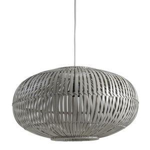 AUBRY GASPARD - abat jour suspension gris - Deckenlampe Hängelampe