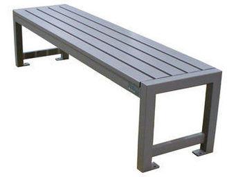 Maglin Site Furniture - mlb400b - Bank