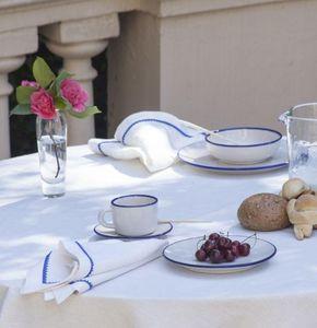 A CASA BIANCA - mantel lino agropoli - Tisch Serviette