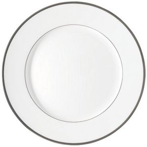 Raynaud - fontainebleau platine (filet marli) - Dessertteller