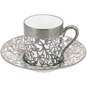 Raynaud - tolede platine - Kaffeetasse