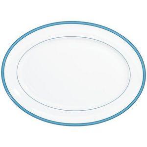 Raynaud - tropic bleu - Ovale Schale