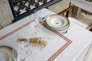CASTELUX -  - Rechteckige Tischdecke