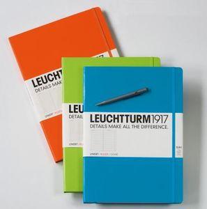 Leuchtturm Albenverlag & -  - Notizbuch