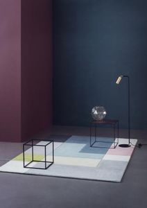 Linie Design -  - Moderner Teppich