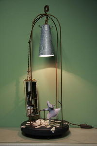 VIEUBLED BENOÎT -  - Tischlampen