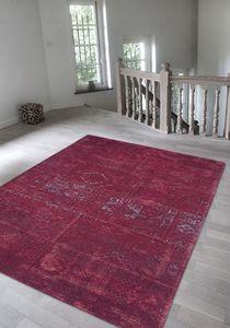 Louis De Poortere - wild ruby 8267 - Moderner Teppich