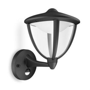 Philips - robin - applique extérieur montante led avec détec - Garten Wandleuchte