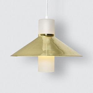 NOBLE & WOOD -  - Deckenlampe Hängelampe