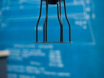 COMPAGNIE DES AMPOULES A FILAMENT - suspension a cage - Deckenlampe Hängelampe