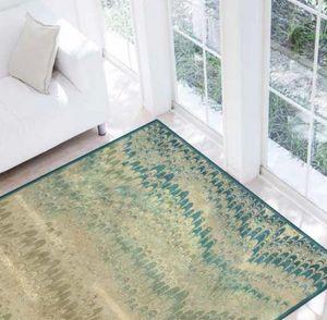 EDITO PARIS - miami blue - Moderner Teppich