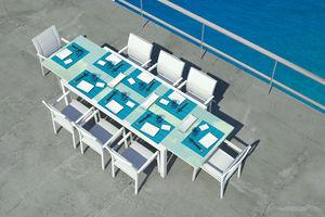 ITALY DREAM DESIGN - ..sense - Gartentisch