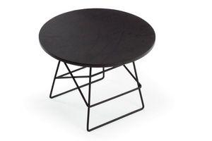 INNOVATION - grid tables basse design taille s par innovation l - Runder Couchtisch
