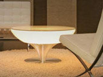 Moree - lounge 45 indoor - Leuchtender Couchtisch