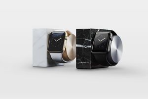NATIVE UNION - dock for apple watch marble edition - Ladestation