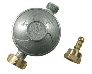 RIBITECH - détendeur gaz butane nf - Stövchen