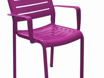 PROLOISIRS - fauteuil design belhara (lot de 2) - Gartensessel