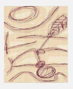 Diurne - abstraction brute - Moderner Teppich