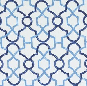 Duralee - playtime print --- - Bezugsstoff