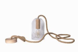 Coc'Art Créations - rep - Deckenlampe Hängelampe