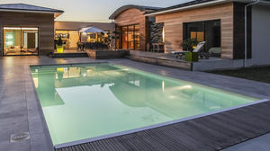 CARON PISCINES -  - Traditioneller Swimmingpool