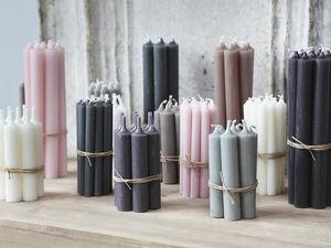 CHIC ANTIQUE - bougies à cône - Kerze
