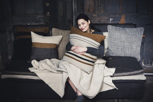 Libeco Home - foundry - Plaid