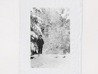 SERIE LIMITE LOUISE - hiver - Geschirrhandtuch