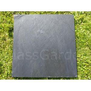 CLASSGARDEN - dalle pas japonais carré 40x40 - pack de 12 pièces - Japansteine