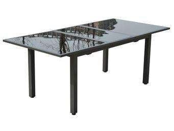 CEMONJARDIN - table manhattan - Ausziehbarer Gartentisch
