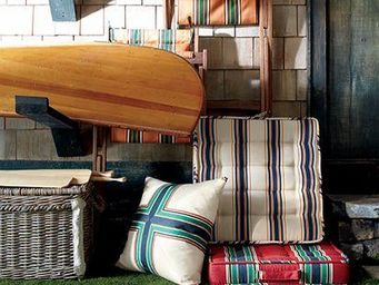 Ralph Lauren Home - harbor club outdoor - Bodenkissen