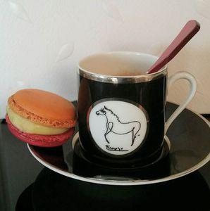 MARC DE LADOUCETTE PARIS - coffret - Kaffeetasse