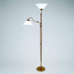 Berliner Messinglampen -  - Stehlampe
