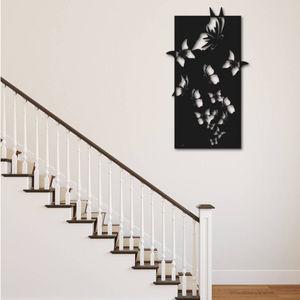 Generative-lab - vol de papillons - Wanddekoration