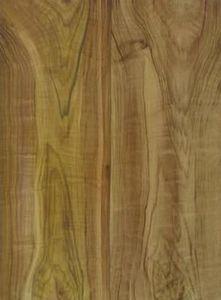 Josef Hoffmann - faux bois - Wanddekoration